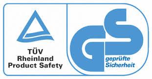 TÜV und GS geprüft